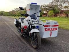 Coronavirus Pandemic: Hero MotoCorp Donates 60 Mobile Ambulances Across India