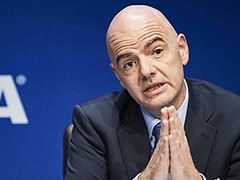 "Coronavirus: FIFA Boss Gianni Infantino Says ""Nobody Knows"" When Football Can Resume"