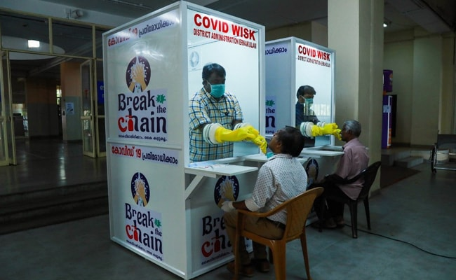 Kerala Reports 15,768 New Coronavirus Cases, 214 Deaths