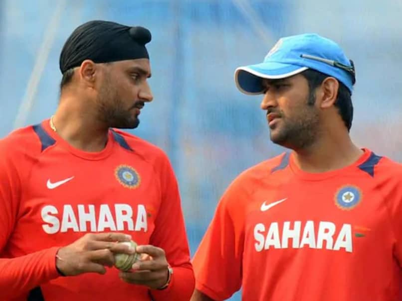 MS Dhonis Last India Match Was In World Cup 2019, Thinks Harbhajan Singh