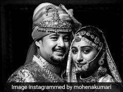 मोहेना कुमारी सिंह ने शेयर की अपनी शाही शादी की झलक, बोलीं- कई चीजें बदल चुकी हैं...देखें Video