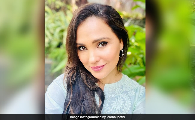 Lara Dutta, In Her 'Naughty 40s', Is Embracing Her True Self And How