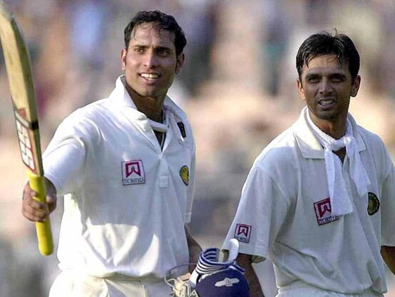 On This Day In 2001, VVS Laxman, Rahul Dravid Batted Whole Day To Set Up Famous Win At Eden Gardens