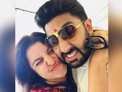 Abhishek Bachchan Helps Farah Khan's Daughter Anya To Raise COVID-19 Relief Fund By Giving 1 Lakh For A Sketch