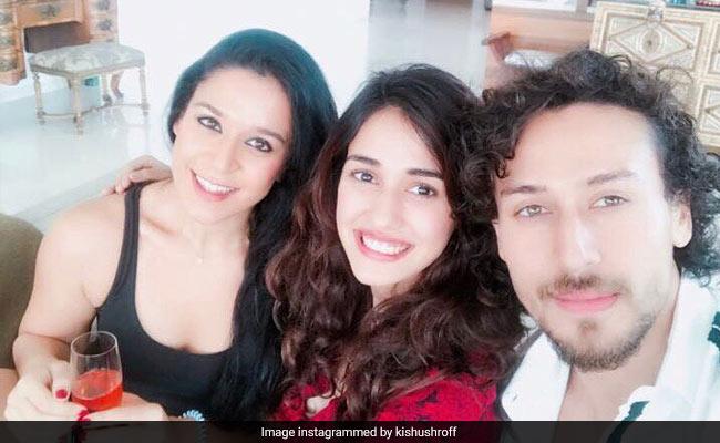 How Tiger Shroff's Sister Krishna 'Figured Disha Patani Is A Cool Girl'