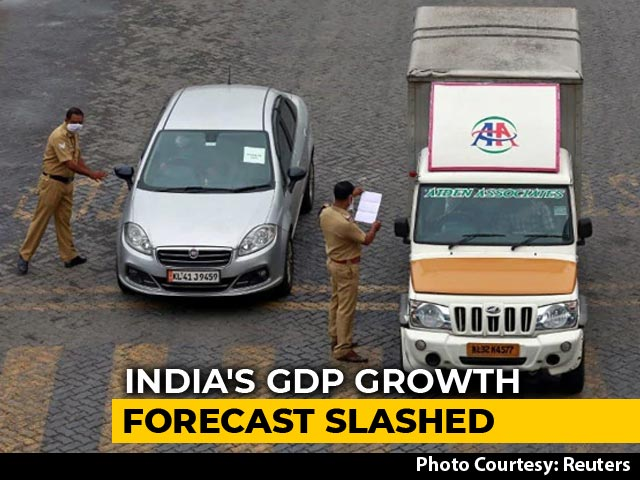 Video : Growth Below 1% Or Recession? India Stares At COVID-19 Impact On Economy