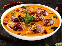 How To Make Tantalising Khatte Meethe Baigan (Sweet And Sour Eggplant) At Home