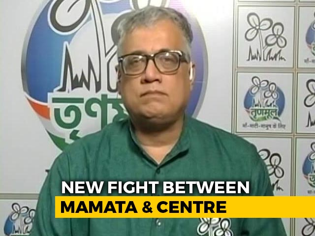 "Video : ""IMCT=I Must Cause Trouble"": Trinamool Slams Central COVID Team In Bengal"