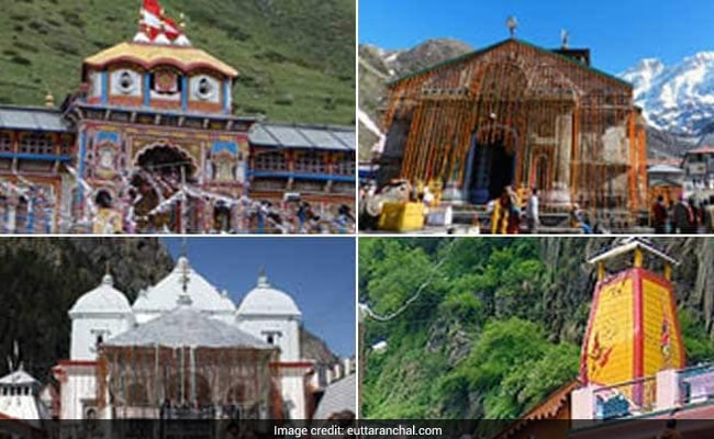 COVID-19: Uttarakhand's Chardham Temples To Open, But No Pilgrims Allowed