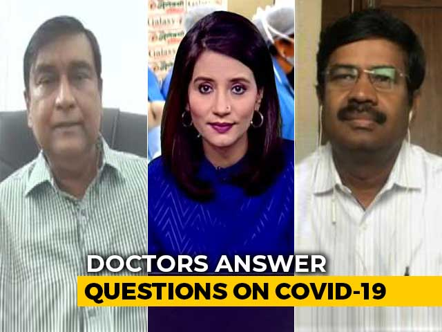 Video : COVID-19: Extra Care For Those With Hypertension, Diabetes - Doctors Answer Queries
