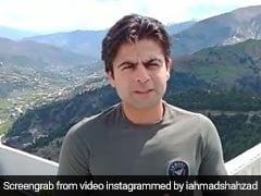 अहमद शहजाद कोरोना के खिलाफ लड़ाई में 'टाइगर फोर्स' का हिस्सा बनना चाहते हैं, बोले- करना चाहता हूं यह काम