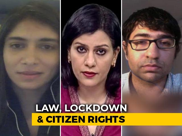Video: Law, Lockdown And Citizen Rights Amid Coronavirus