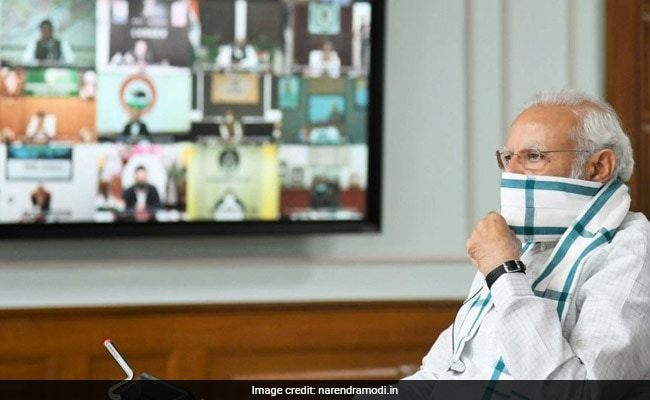 At PM's Virtual Meet Today, Floor Open to All Chief Ministers: 10 Points