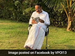 "Venkaiah Naidu, Covid+, ""Doing Well, Thanks Well-Wishers"": Secretariat"