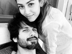 """Revenge Is Sweet"": Mira Rajput Shares A Throwback Picture Of Shahid Kapoor"