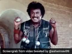 "Watch: Ravichandran Ashwins ""Online Coaching Alert"" For Fans Involves This Rajinikanth Video"
