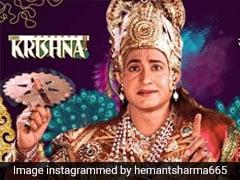 दर्शकों के लिए खुशखबरी, 'रामायण' और 'महाभारत' के बाद दूरदर्शन पर होने वाली 'श्री कृष्णा' की वापसी