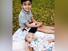 """Here's How Ahil And Ayat Are Teaching Dad Aayush Sharma To Be """"Happy"""""""