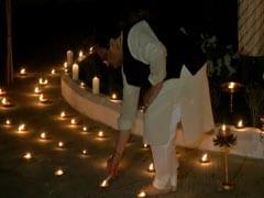 कोरोना के खिलाफ देश एकजुट: PM की अपील के बाद दीये से रौशन हुआ सारा हिन्दुस्तान...देखें PHOTOS