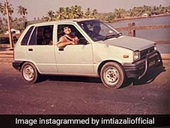 Director Imtiaz Ali Shares An Image Of His First Car; Reveals Love For Road Trips