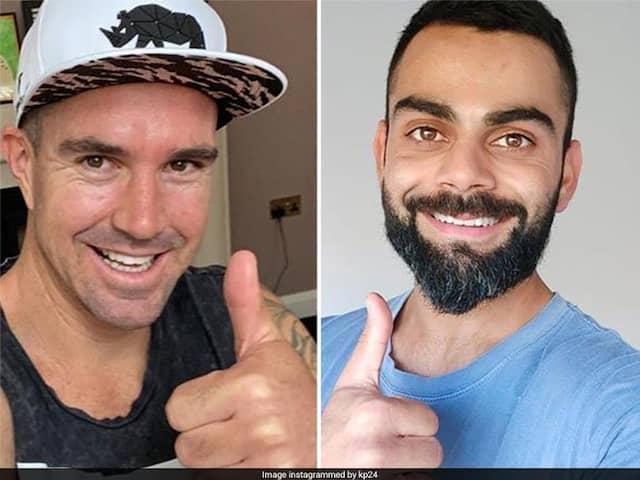 """Chalo Dinner Time"": Anushka Sharma Hilariously Gatecrashes Virat Kohli-Kevin Pietersen Live Chat"