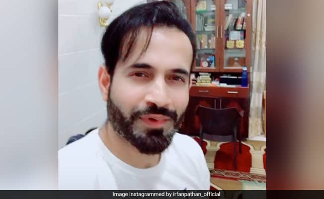 Irfan pathan shared beautiful video on instagram going viral