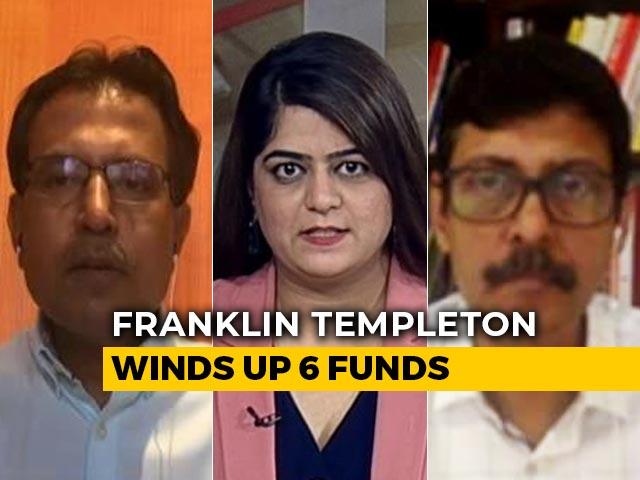 Video: Franklin Templeton Shuts Six Debt Schemes As Liquidity Concerns Mount