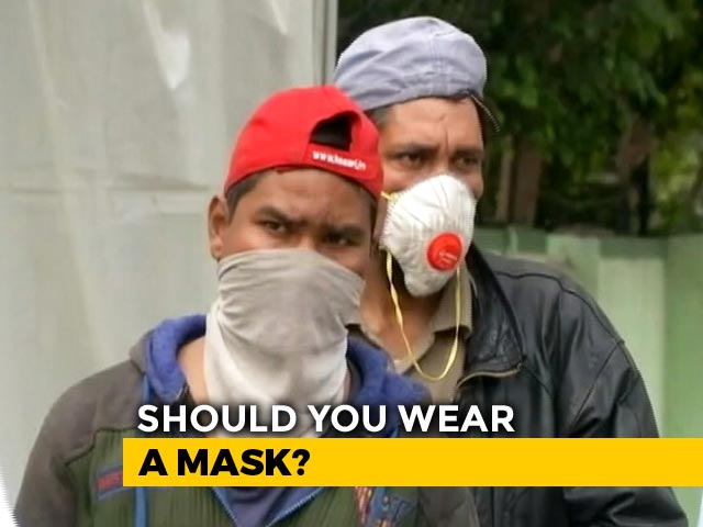 Video : Should You Wear A Mask? Doctors Take Your Questions