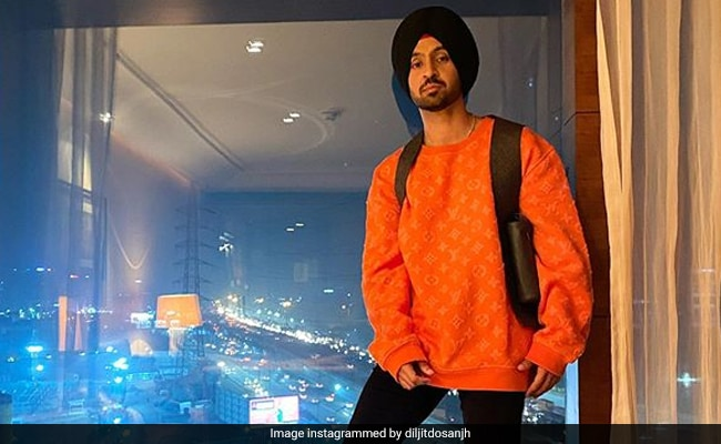 Diljit Dosanjh Reveals He Has A Special Nickname. It's This Veggie
