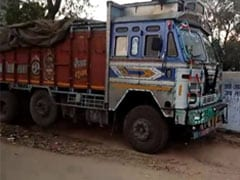 UP Cops Stop 94 Migrant Workers, Families On 1,000-km Truck Journey To Bihar