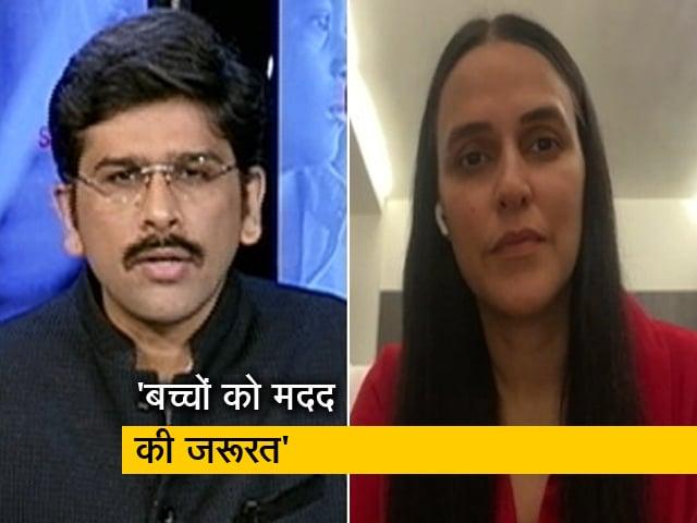 Videos : बेघर और बेसहारा बच्चों की इस मुहिम की अमोद कांत और नेहा धूपिया ने की तारीफ