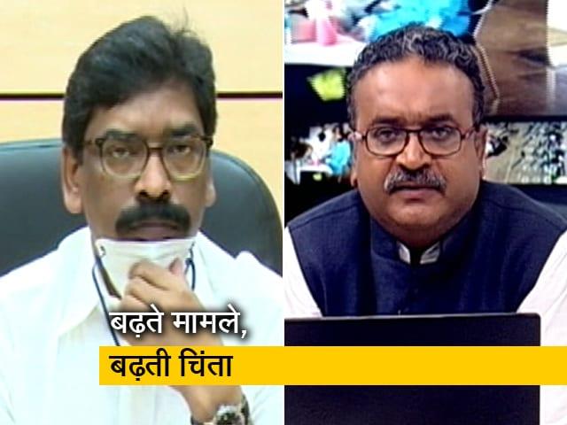 Videos : केंद्र सरकार राज्यों को उनकी GST हिस्सेदारी दे-  हेमंत सोरेन