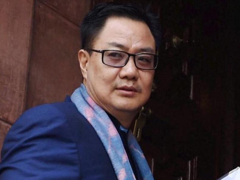 Kiren Rijiju, Sports Authority Officials Resume Work With 'All Precautions' Amid Lockdown