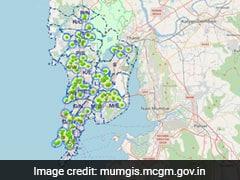 Map Of COVID-19 Containment Zones In Mumbai