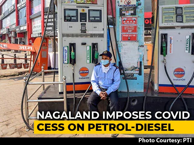Video : Nagaland To Charge Rs 6 Cess On Petrol, Rs 5 On Diesel Over COVID-19