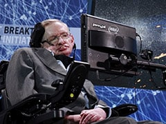 Stephen Hawking's Ventilator Donated To UK hospital For COVID-19 Patients