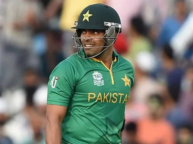 Umar Akmal Banned For 3 Years For Failing To Report Spot-Fixing Approach
