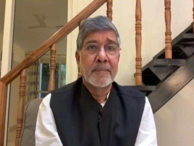 "Video : ""We Have Failed Our Children As Society"": Kailash Satyarthi To NDTV"