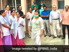 Kerala Nurse Who Recovered From COVID-19 Keen On Resuming Duty