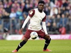 Canadian Teenager Alphonso Davies Extends Bayern Munich Deal