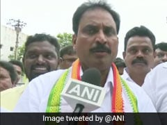 "Puducherry Congress MLA ""Violates"" Lockdown Norms, Charged 2nd Time: Cops"