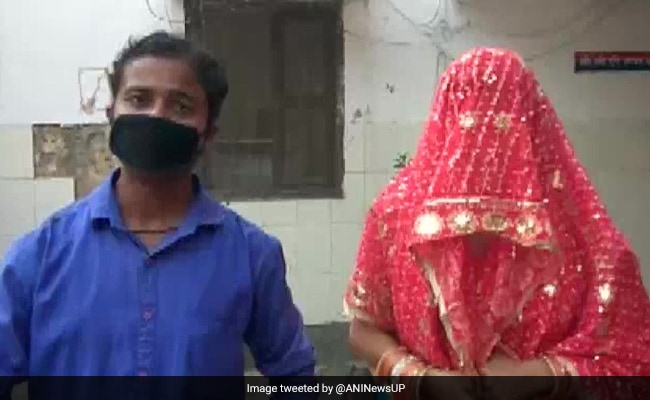 Ghaziabad Man Goes Out For Groceries Amid Lockdown, Returns Home With Wife