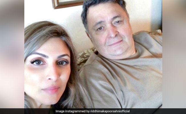 'Until We Meet Again, Papa': Rishi Kapoor's Daughter Riddhima Shares Emotional Note
