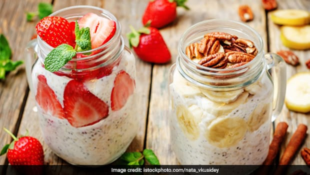 Breakfast Special: Make Healthy And Easy Overnight Oats For Breakfast In A Jiffy
