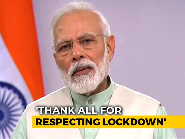 "Video : Watch PM's Video Message: ""Must Follow Laxman Rekha Of Social Distancing"""