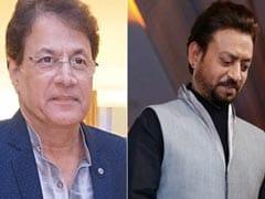 'रामायण' के 'राम' ने इरफान खान के निधन पर जताया शोक, बोले- हमें बहुत जल्द छोड़कर चले गए- Tweet Viral