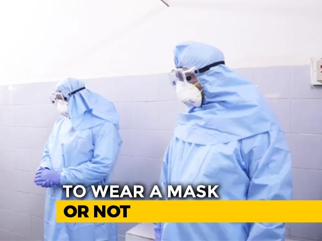 Video: To Wear Mask Or Not: Doctors Take Your Questions