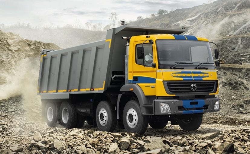 Daimler Has Sold Over One Lakh BharatBenz Trucks In India So Far