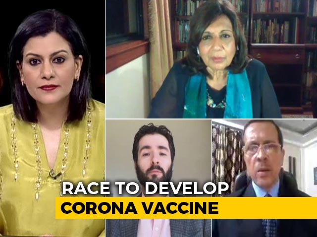 Video : COVID-19 Vaccine Coming Sooner Than Later?
