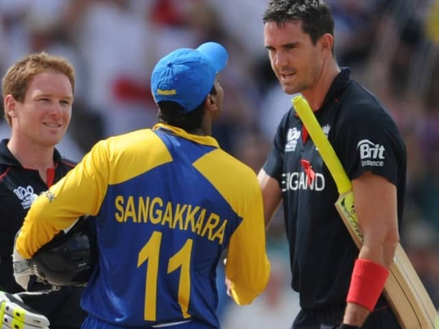 """""""Ouch"""": Kumar Sangakkara, Kevin Pietersen Join Forces To Ruthlessly Troll Ravi Bopara"""